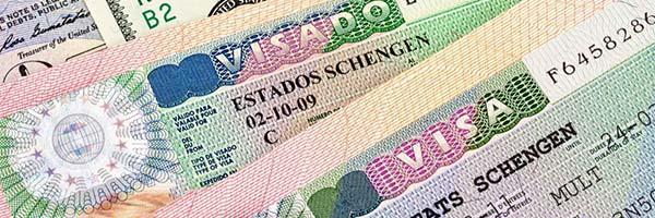 Шенген визы, визы в Европу, ЕС, Китай