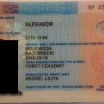 ID karta-pobytu ВНЖ в Польше