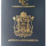Антигуа и Барбуда паспорт