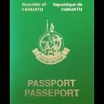 паспорт вануату