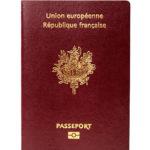 паспорт франции